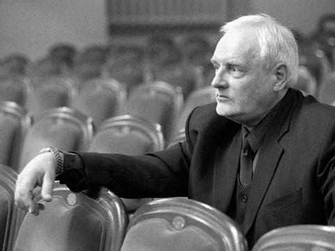 Feliksas Bajoras. M. Raškovskio nuotr.