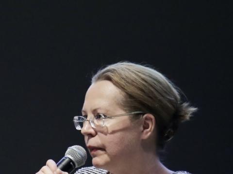 Erika Grigoravičienė. G. Matulaičio nuotr.