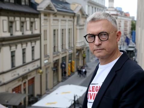 Gintaras Sodeika. R. Danisevičiaus nuotr.