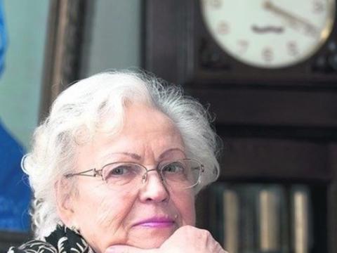 Gražina Ručytė-Landsbergienė. V. Ščiavinskio nuotr.