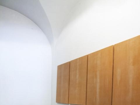 """Eglė Kuckaitė, iš parodos """"Epidermis"""". 2013 m. A. Lekytės nuotr."""