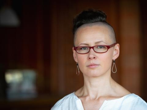 Ingrida Gerbutavičiūtė. M. Aleksos nuotr.