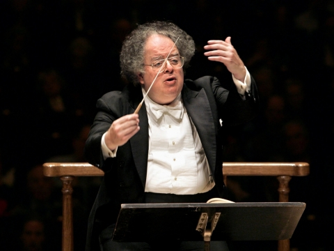 James Levine. Richard Termine / nytimes.com nuotr.
