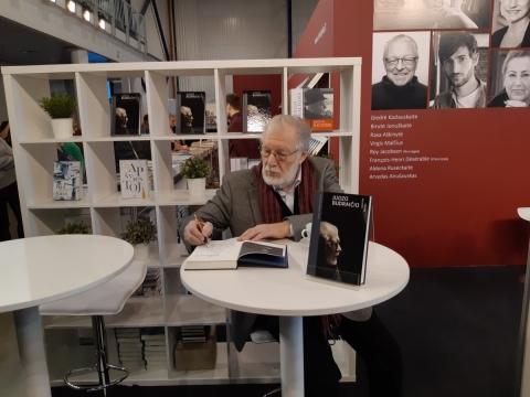 Juozas Budraitis. Organizatorių nuotr.