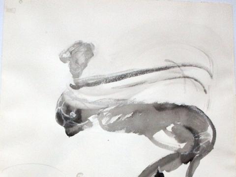 Jūratė Stauskaitė. Piešinys