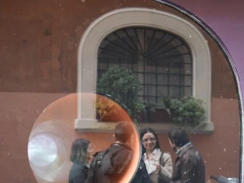 """Kipras Dubauskas, """"Imk, kiek paneši"""", parodos fragmentas. M. Reklaičio nuotr."""