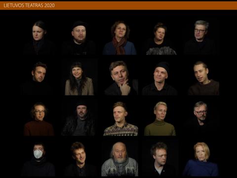 """""""Lietuvos teatras 2020"""". TKIEC inf."""