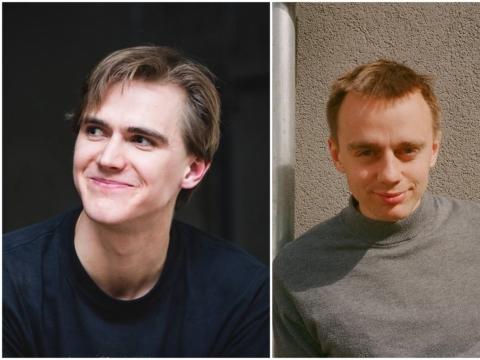 Motiejus Ivanauskas ir Karolis Vilkas. M. Endriuškos ir K. Balčiūnaitės nuotr.