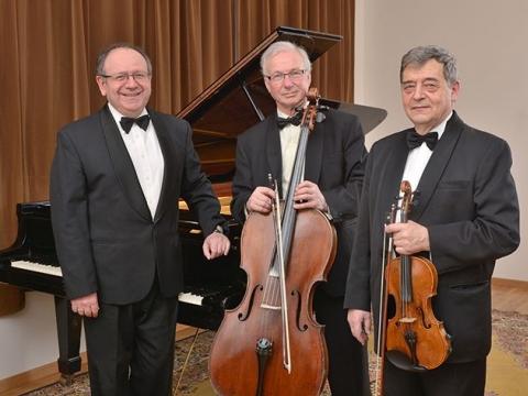 """Fortepijoninis trio """"Musica Camerata Baltica"""". Organizatorių nuotr."""