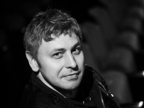 Marius Ivaškevičius. D. Matvejevo nuotr.