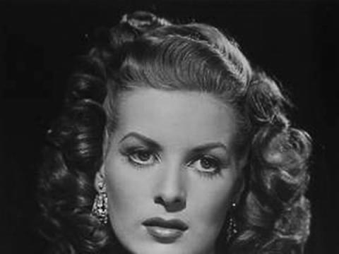 Aktorė Maureen O'Hara