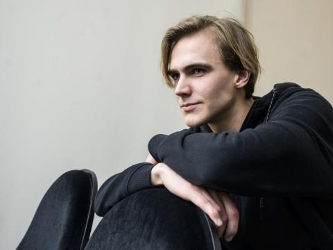 Motiejus Ivanauskas. D. Matvejevo nuotr.