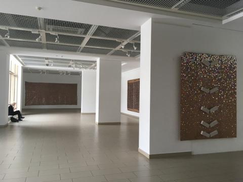 Ričardas Nemeikšis, ekspozicijos fragmentas. 7md nuotr.