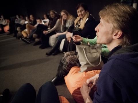 """Festivalio """"Nerk į teatrą"""" akimirkos. Donato Stankevičiaus nuotr."""