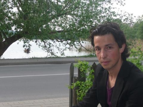 Viktoras Paukštelis. Autorės nuotr.