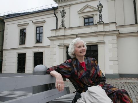 Marija Černiauskaitė-Barauskienė. KLDT nuotr.