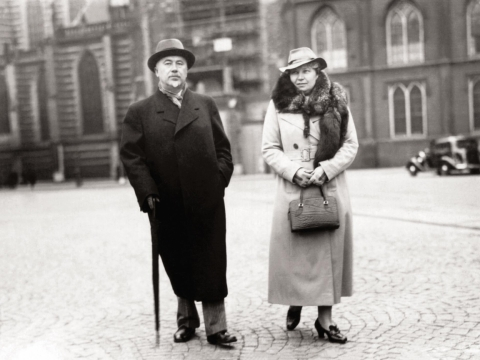 Pranas ir Antanina Mažyliai VVGŽM nuotrauka