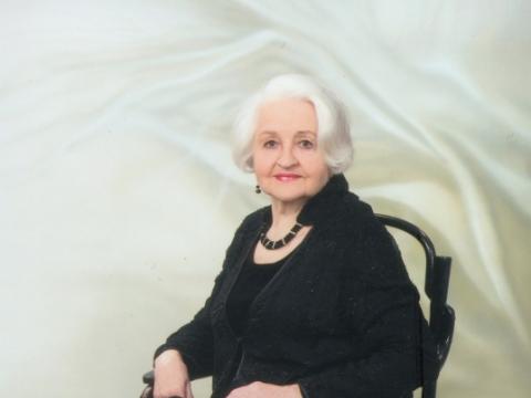 Regina Tumalevičiūtė. 2012 m.