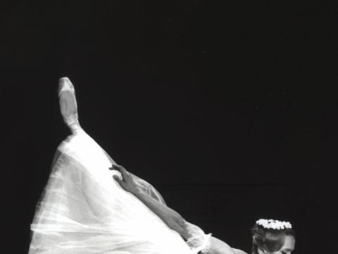 "Gražina Sakalauskaitė A. Adamo balete ""Žizel"". LNOBT nuotr."
