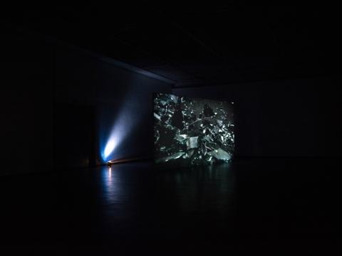 "Sebastian Diaz Morales, ""Nuvokimas"", fragmentas. 2012 m.M. Ivanovos nuotr."