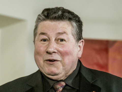 Anatolijus Šenderovas. D. Matvejevo nuotr.