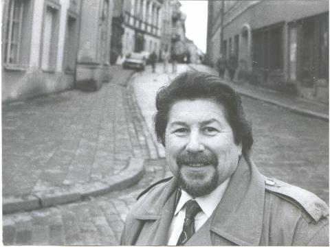 Anatolijus Šenderovas. 2009 m. A. Žižiūno nuotr.