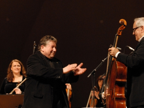 Michailas Šenderovas ir David Geringas
