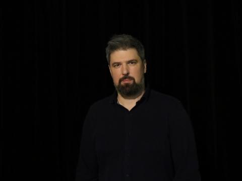 Simonas Keblas. VMT archyvo nuotr.