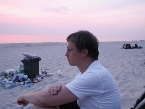 Gintaras Sodeika. Nuotrauka iš asmeninio archyvo
