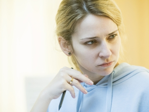 Giedrė Kriaučionytė-Vosylienė. D. Matvejevo nuotr.