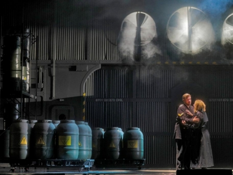 """Tristanas ir Izolda"". ""Metropolitan opera"" nuotr."