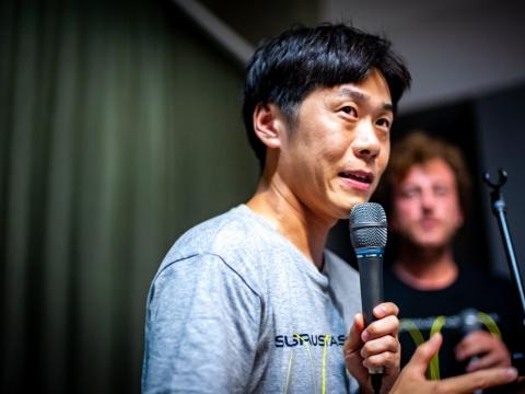 Takashi Makino. T. Tereko nuotr.