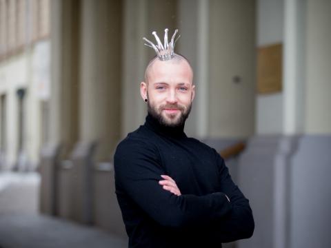 Tomas Vytautas Raškevičius. A. Didžgalvio nuotr.