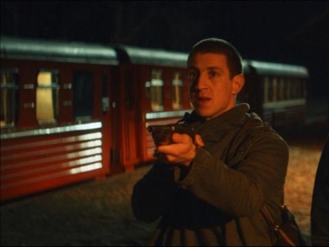 """Nauji filmai – """"Traukinio apiplėšimas, kurį įvykdė Saulius ir Paulius"""""""