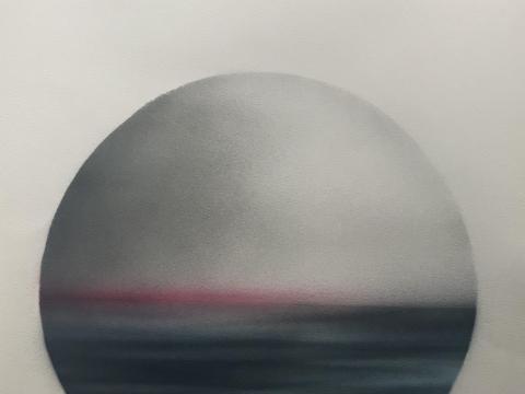 """Urtė Bimbaitė,  iš parodos """"Iš vandens"""". M. Valatkaitės nuotr."""
