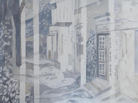 Rūtos Šimelionytės tapyba