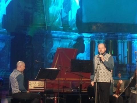 """Vitalijus Neugasimovas ir styginių kvartetas """"Chordos"""""""