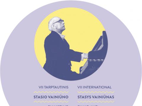 Stasio Vainiūno konkurso emblema