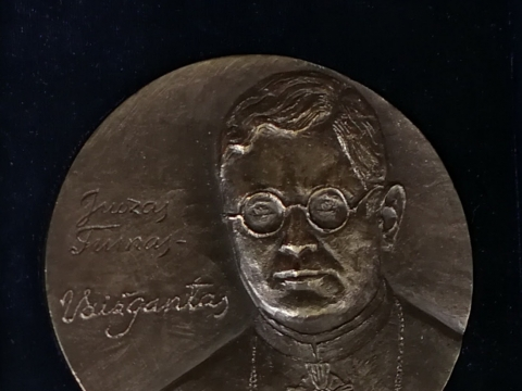 Vaižganto medalis