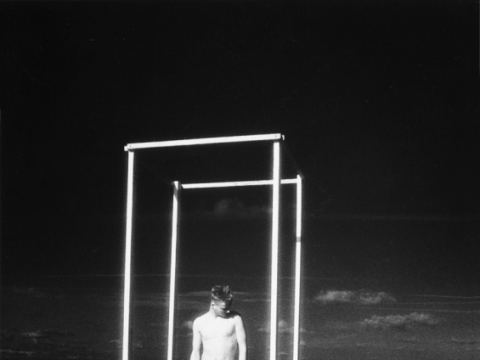 "Virgilijus Šonta, ""Prie jūros"". 1991 m."
