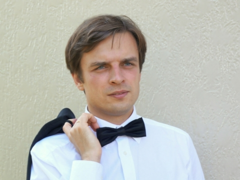 Vitalis Stachievičius. Eugeni Labkouski nuotr.