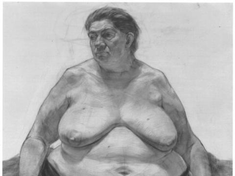 """Vladimiras Leleiva, """"Aktas"""". 2013 m. 2014 m. Algimanto Švėgždos piešinių konkurso I premija"""