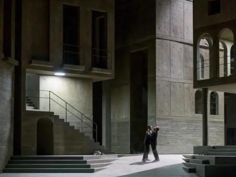 """""""Don Žuanas"""". """"Metropolitan opera"""" nuotr."""