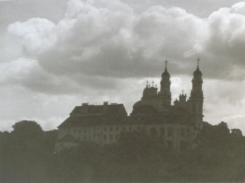 """Jan Bułhak, """"Viešpaties Dangun Žengimo bažnyčia ir misionierių vienuolynas"""". 1912–1913 m."""
