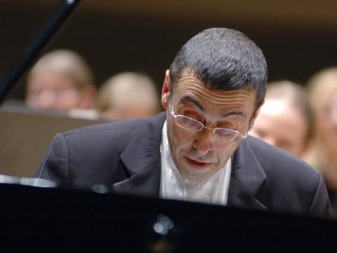 Alexander Paley. LVSO archyvo nuotr.