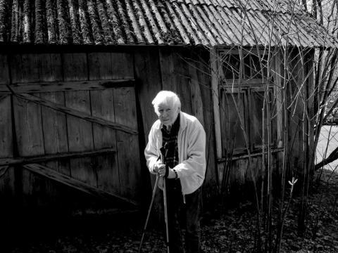 Vienas iš Baltijos poetinio kino pradininkų Uldis Braunas