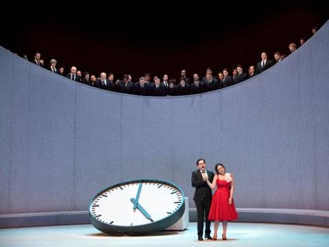 """Traviata"".  ""Metropolitan opera"" nuotr."
