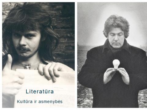 """""""Literatūra ir menas"""" fotoarchyvas."""