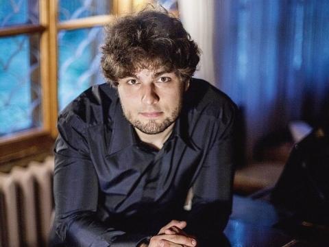 Lukas Geniušas, nuotr. organizatorių