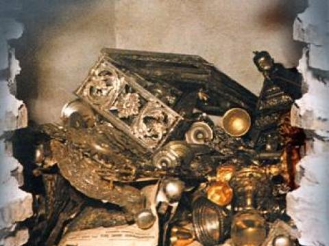 Katedros lobyno atradimas 1985 m.